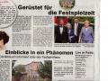 Bilder für die BAYREUTHER SONNTAGSZEITUNG - Angela Merkel_Seite_2