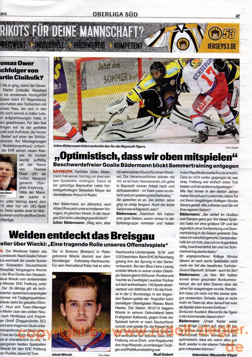 Eishockey NEWS 2015-06-02 [1600x1200]