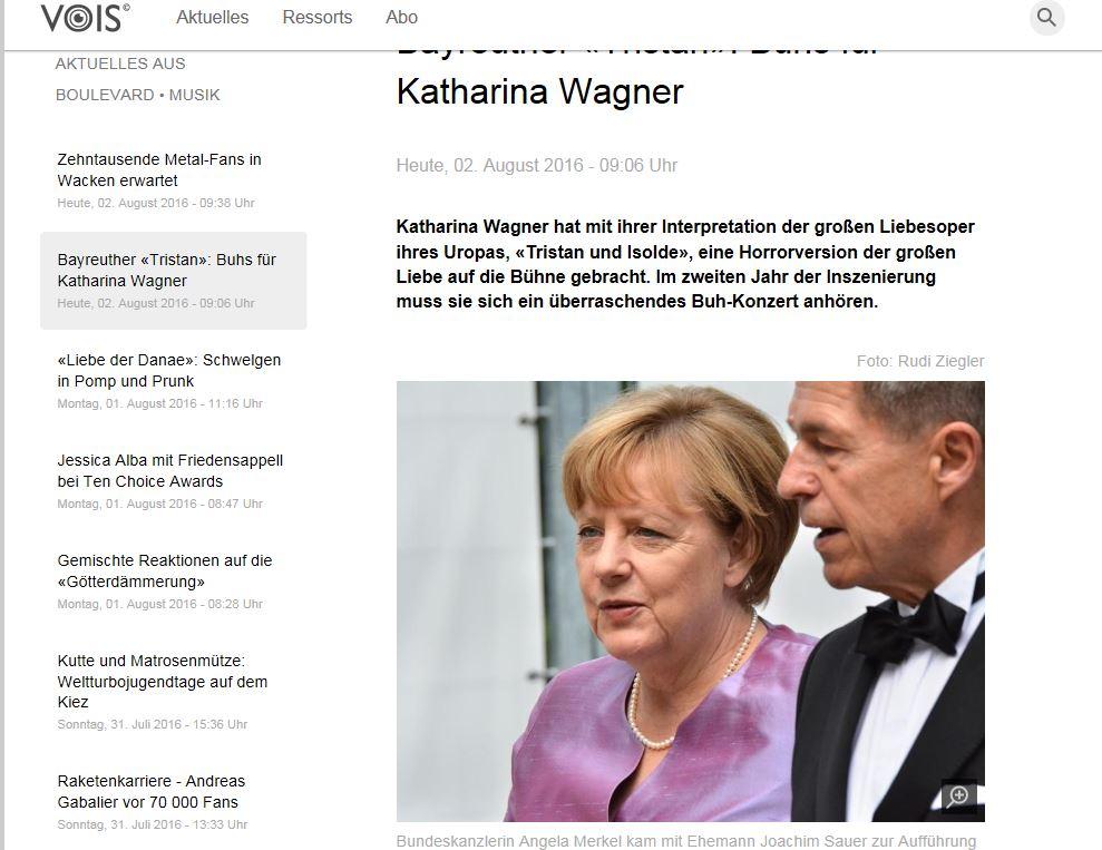 VOIS - Angela Merkel