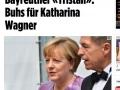 BILD - Angela Merkel