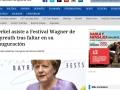 LaRepublica - Angela Merkel