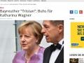 WAZ - Angela Merkel