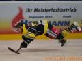 EHC Bayreuth - EV Weiden 09.01.2015